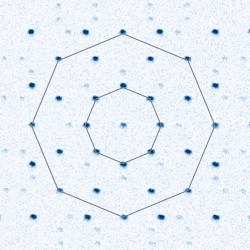 Quantum Walk on fractal